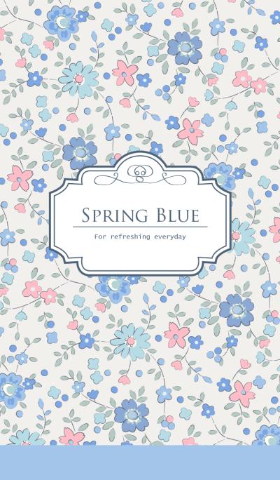 Spring Blue for World