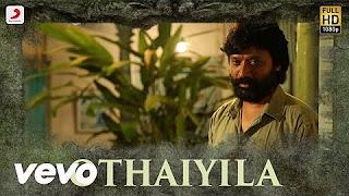 Othaiyila Lyric _ Vijay Sethupathi, Bobby Simha, S. J. Suryah _ Santhosh Narayanan