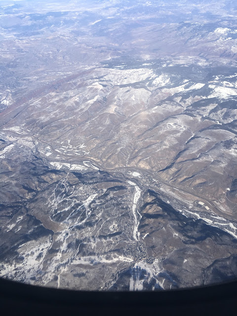 Beaver Creek, Frontier, Colorado, flight