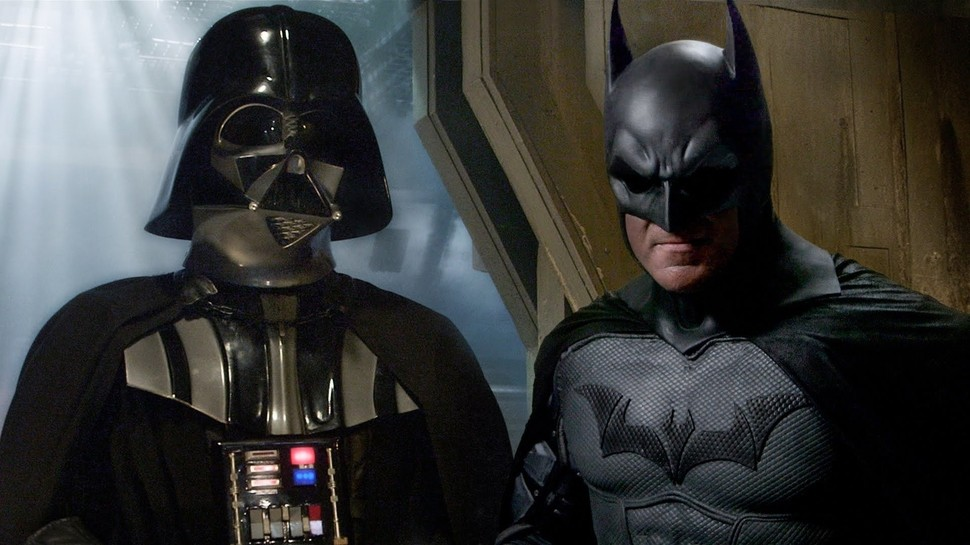 Batman vs. Darth Vader | Epic Superpower Fight - Atomlabor Blog