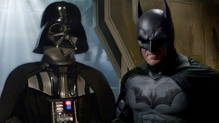 Batman vs. Darth Vader | Epic Iconic Super Power Beat Down ( 1 Video )