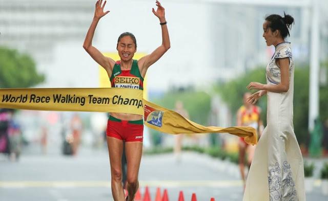 Medallas, atletas, ganador