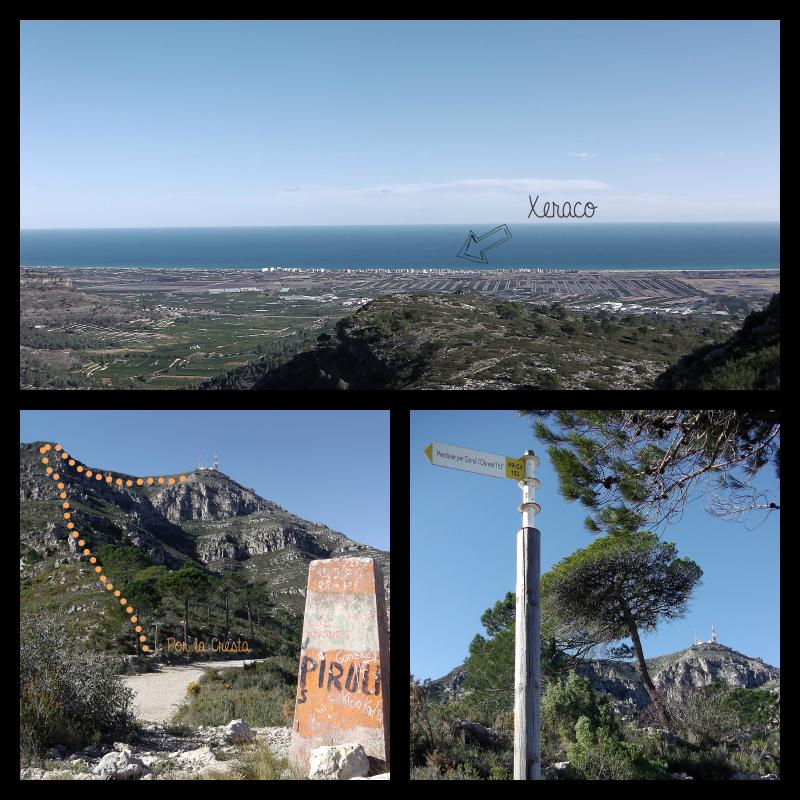Vistas desde El Picaio