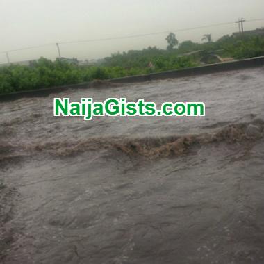 ogun river floods lagos ibadan expressway