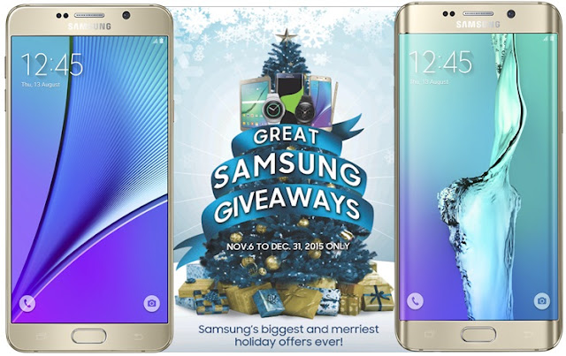 Samsung Philippines launches its biggest Christmas promo