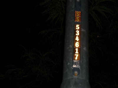 Pole #: SS534617