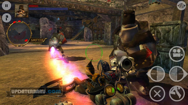 download game Oddworld Stranger's Wrath Apk Full Data v1.0.13