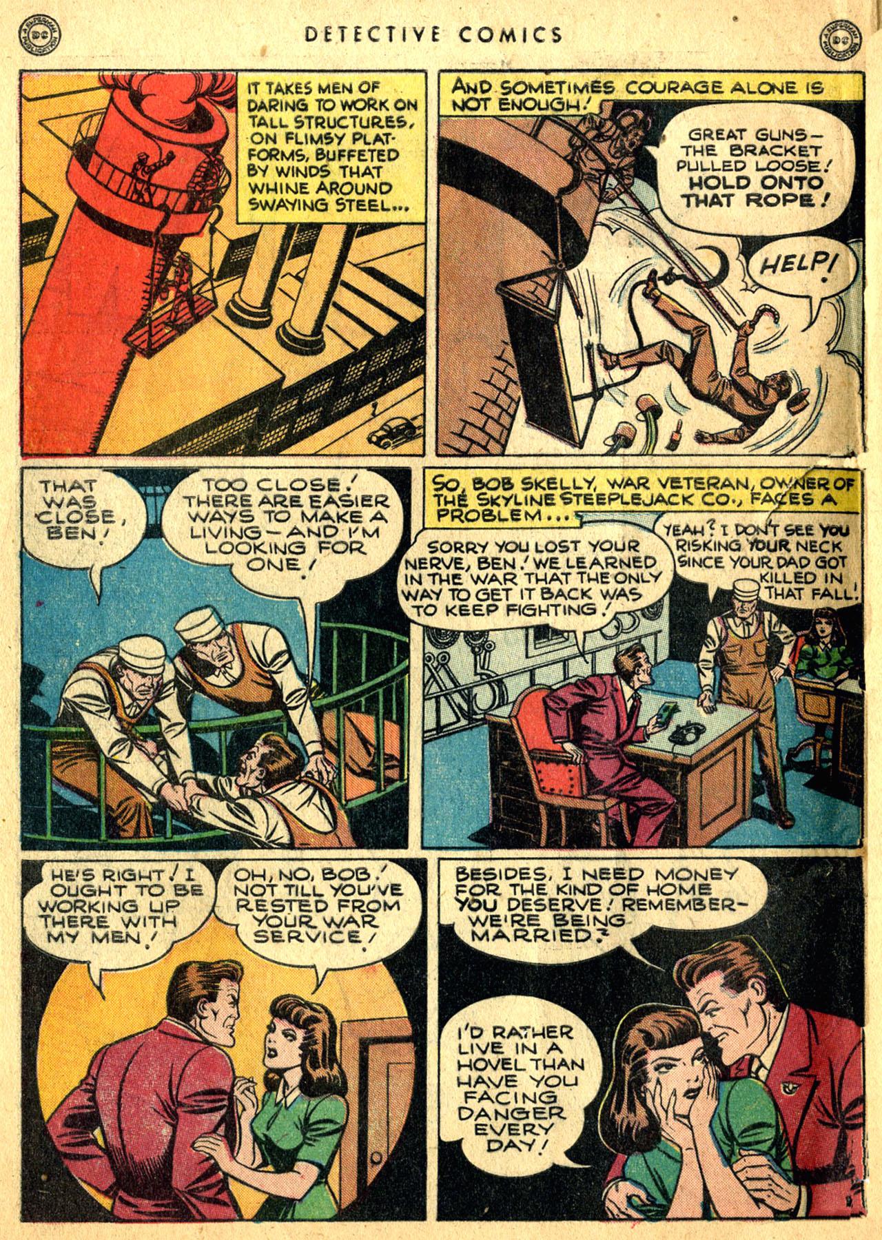 Read online Detective Comics (1937) comic -  Issue #117 - 4