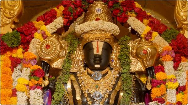 Seven Sacred Hills - Brief description about Lord Balaji's (Venkateswara ) 7 sacred hills