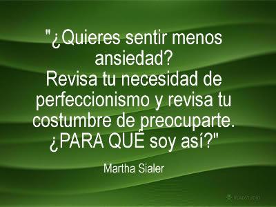 Psicología Con Martha Sialer Psicología En Frases 16