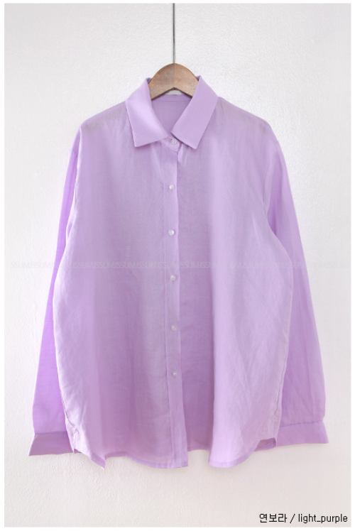 Solid-Tone Button-Up Shirt