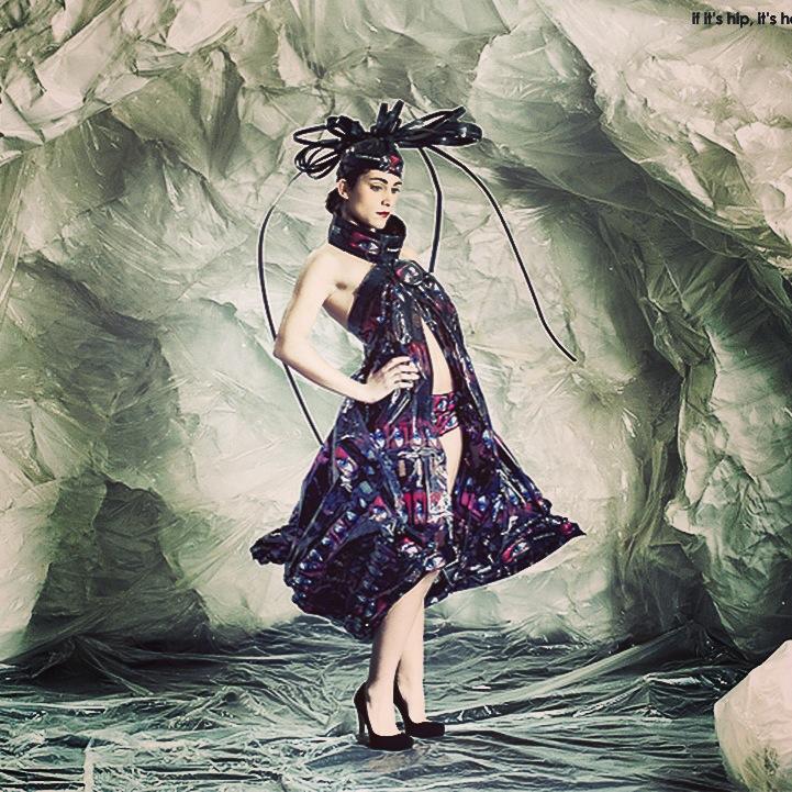 Angela Nocentini Adhesive Tape Couture