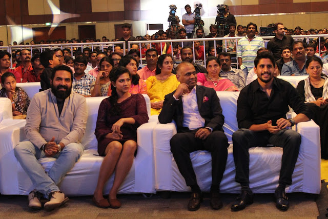Premam Telugu Movie Audio Launch