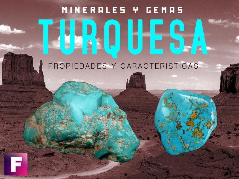 turquesa minerales y gemas propiedades | foro de minerales
