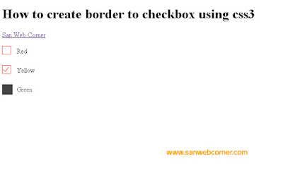 how-to-create-border-to-check-box