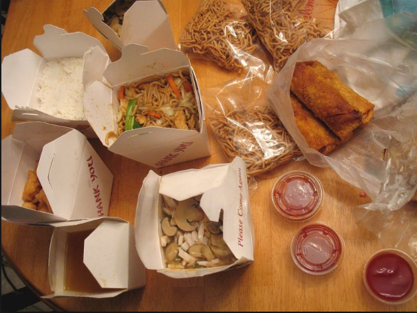 Chinese Food That Delivers Near Me