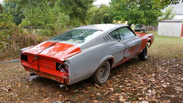 Restoration Project Cars: 1968 Mercury Cyclone GT 390 Project