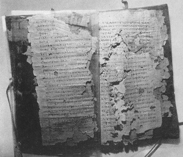Unorthodox Gospels were copied in the earliest Christian monasteries