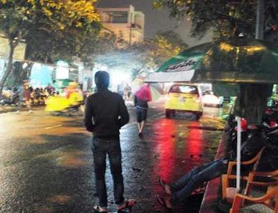 Buồn vui nghề trai vẫy giữa lòng thành phố Huế