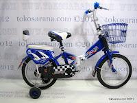 1 Sepeda Lipat Viva Nexus 16 Inci