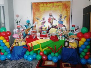 dekorasi balon bagus dan sederhana