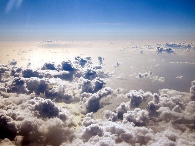 Amazing Clouds Photos ...