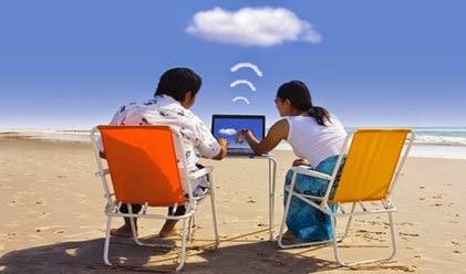 Comment avoir internet en voyage ?