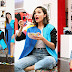 Olivia Culpo at Awaytomars X Froot Loops Capsule Collection