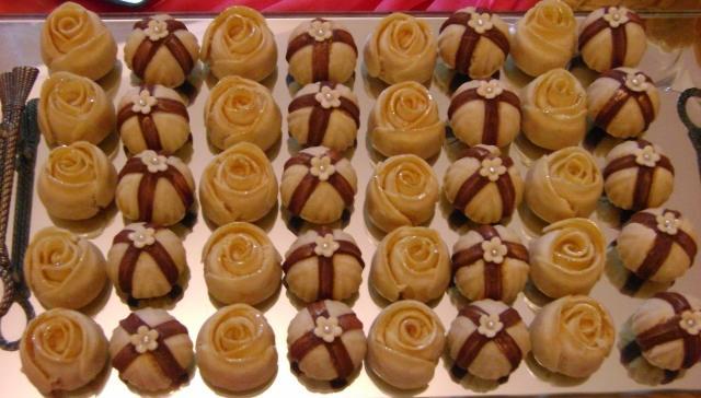دراسة جدوى خط إنتاج المعمول والحلويات المحشوة فى مصر 2019