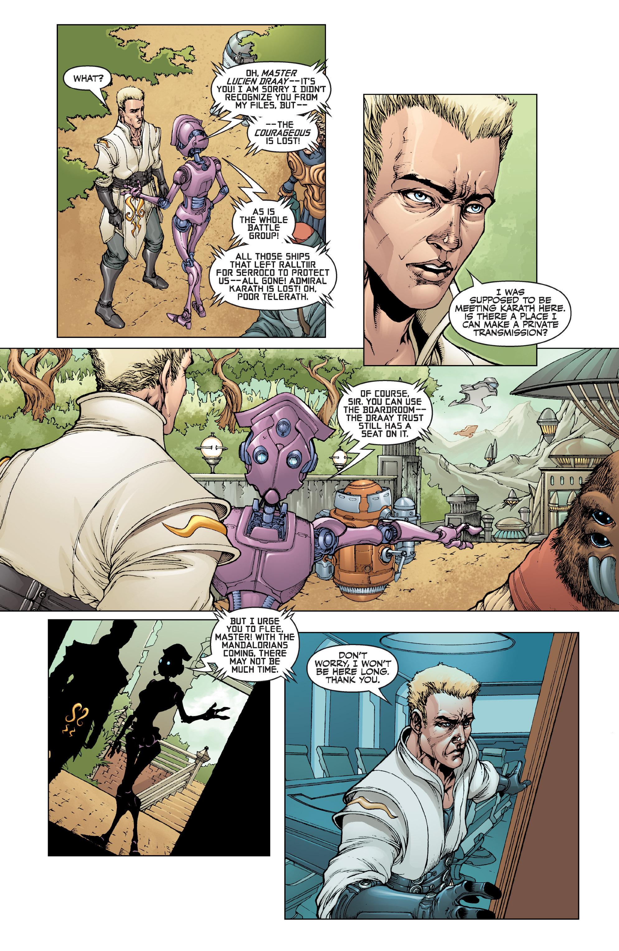 Read online Star Wars Omnibus comic -  Issue # Vol. 29 - 387