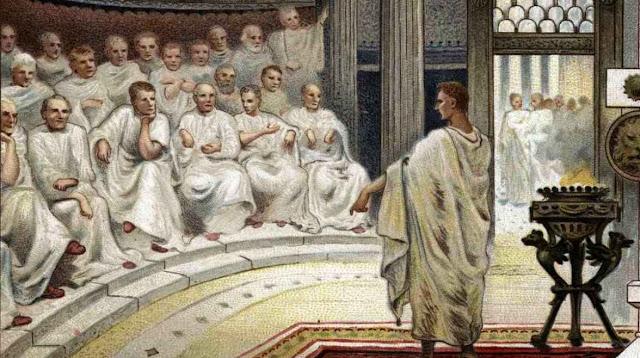 Mores maiorum y Derecho romano