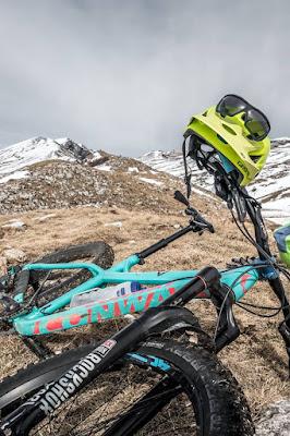 MTB: Mountainbike Tour Bardolino Forte Naole Monte Baldo Massiv