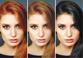Comment faire briller les cheveux rebelles et ternes