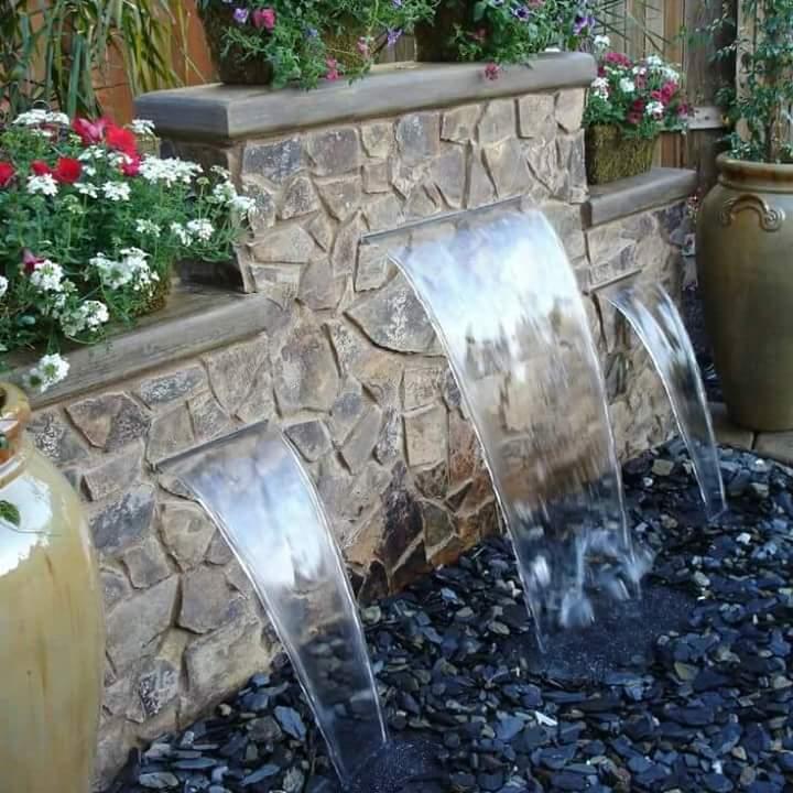 Dise os de fuentes de agua - Fuentes de agua para interiores ...