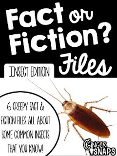 https://www.teacherspayteachers.com/Product/Fact-or-Fiction-Files-Insect-Edition-1794289