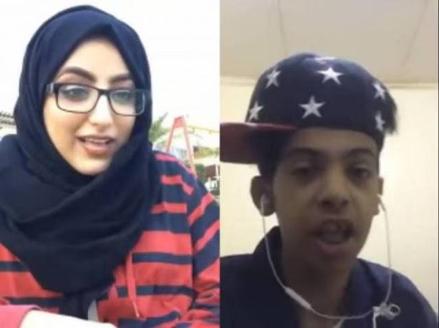 خبيرة تجميل سعودية تقع في حب 'أبو سن' وتتوسله ليزورها في منزلها