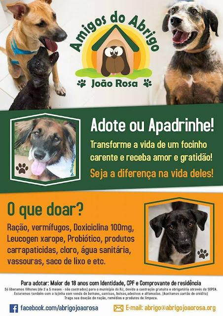 https://www.facebook.com/abrigojoaorosa