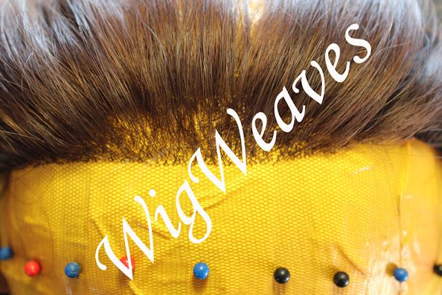 Lace Wig Repair