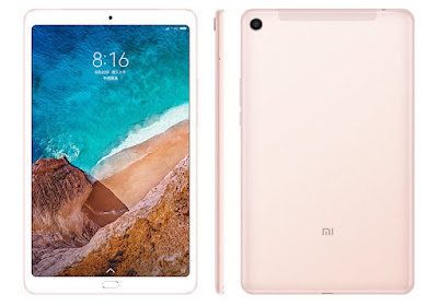 Xiaomi Mi Pad 4 Plus with 10.1-inch display, 8620mAh battery launched