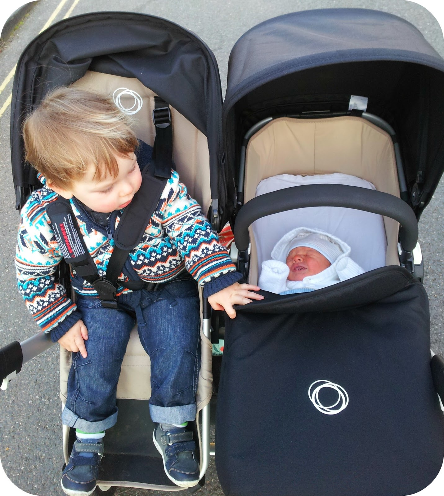 The Adventure Of Parenthood My Perfect Double Pushchair