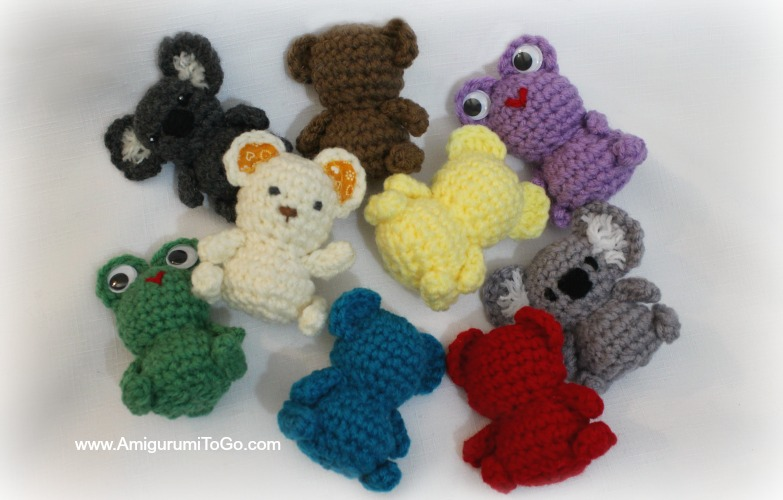 Amigurumi I To Go : July 2016 ~ Amigurumi To Go