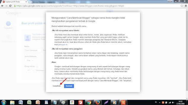 Panduan Lengkap Cara Membuat Blog Gratis di Google ( Blogger) Untuk Pribadi