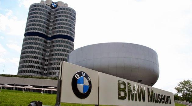 Museu da BMW em Munique | Alemanha