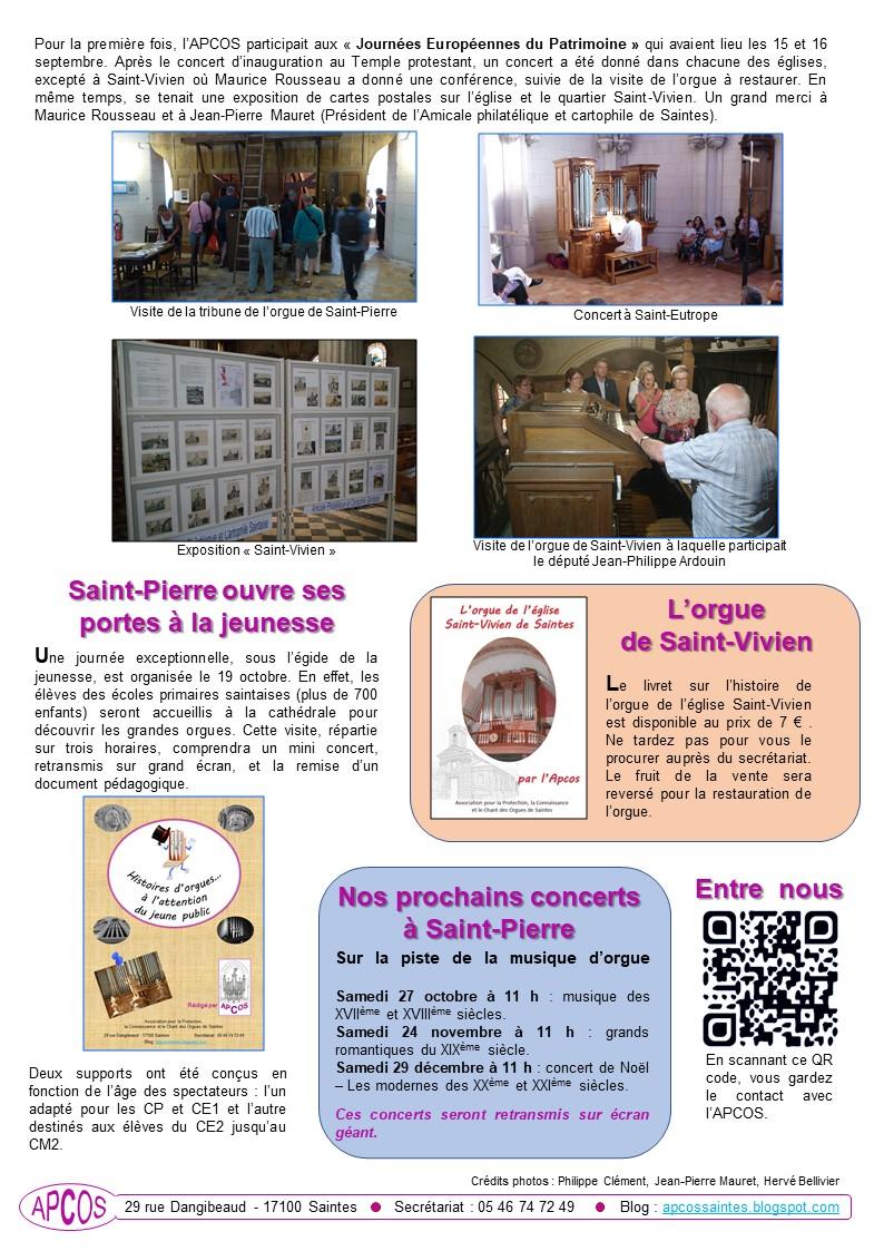 Lettre n°6 - p 2 - Apcossaintes