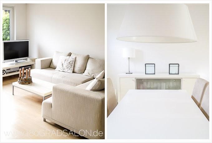 180GRADSALON: Vorher-Nachher unseres Wohnzimmers und es ...