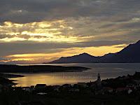 Zalazak sunca, Povlja otok Brač slike