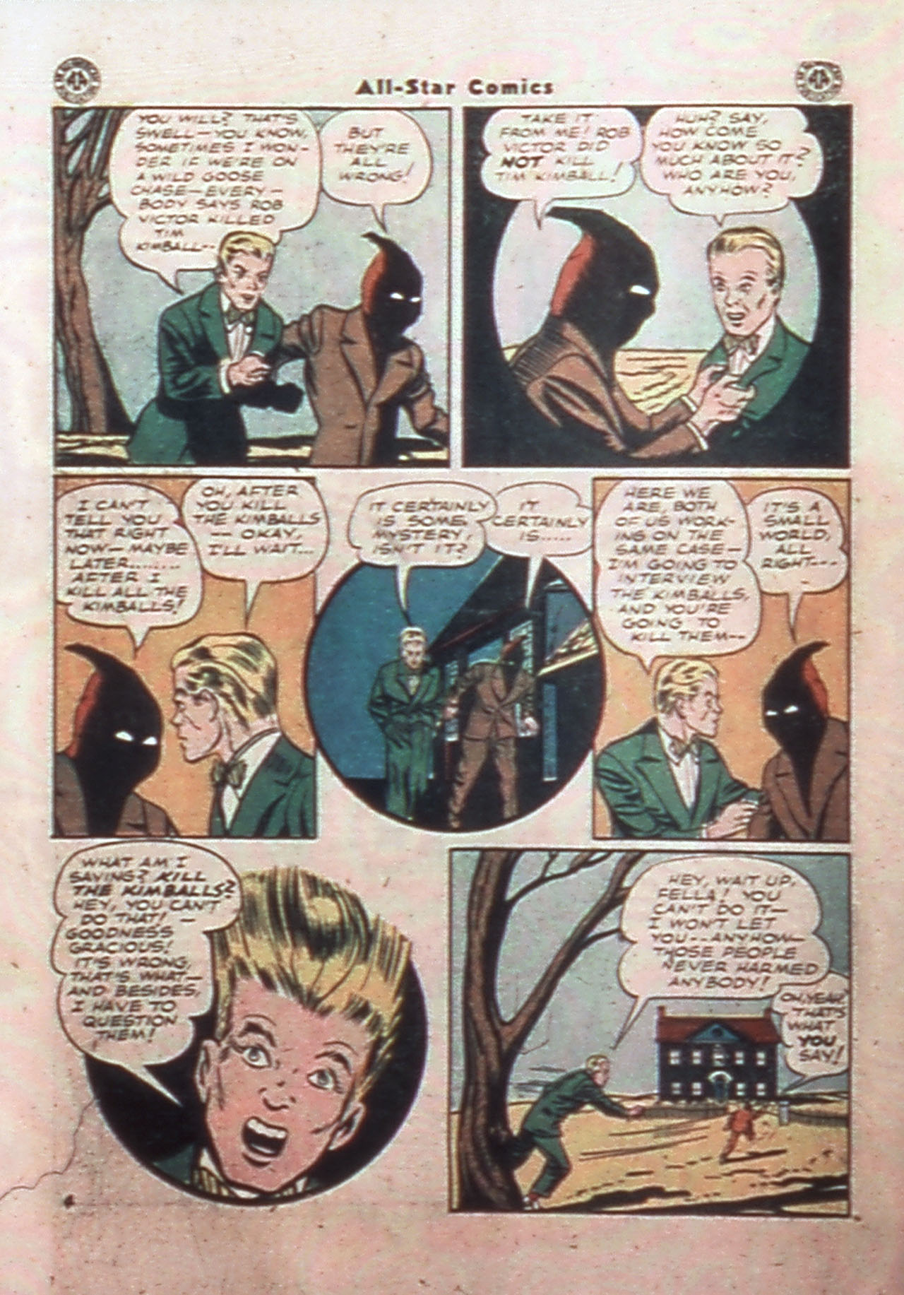 Read online All-Star Comics comic -  Issue #25 - 36