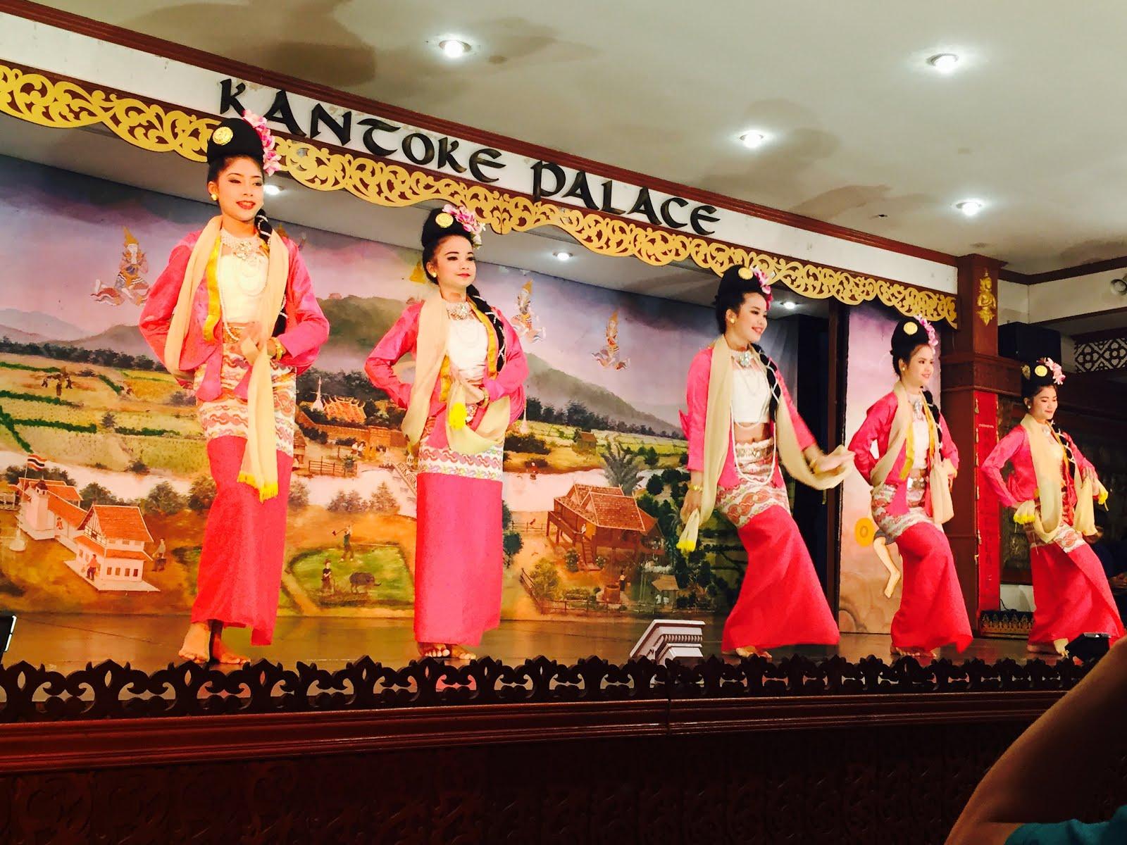 Kantoke Palace, Thailand