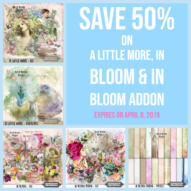 SPRING IS IN THE AIR...SAVE 50%