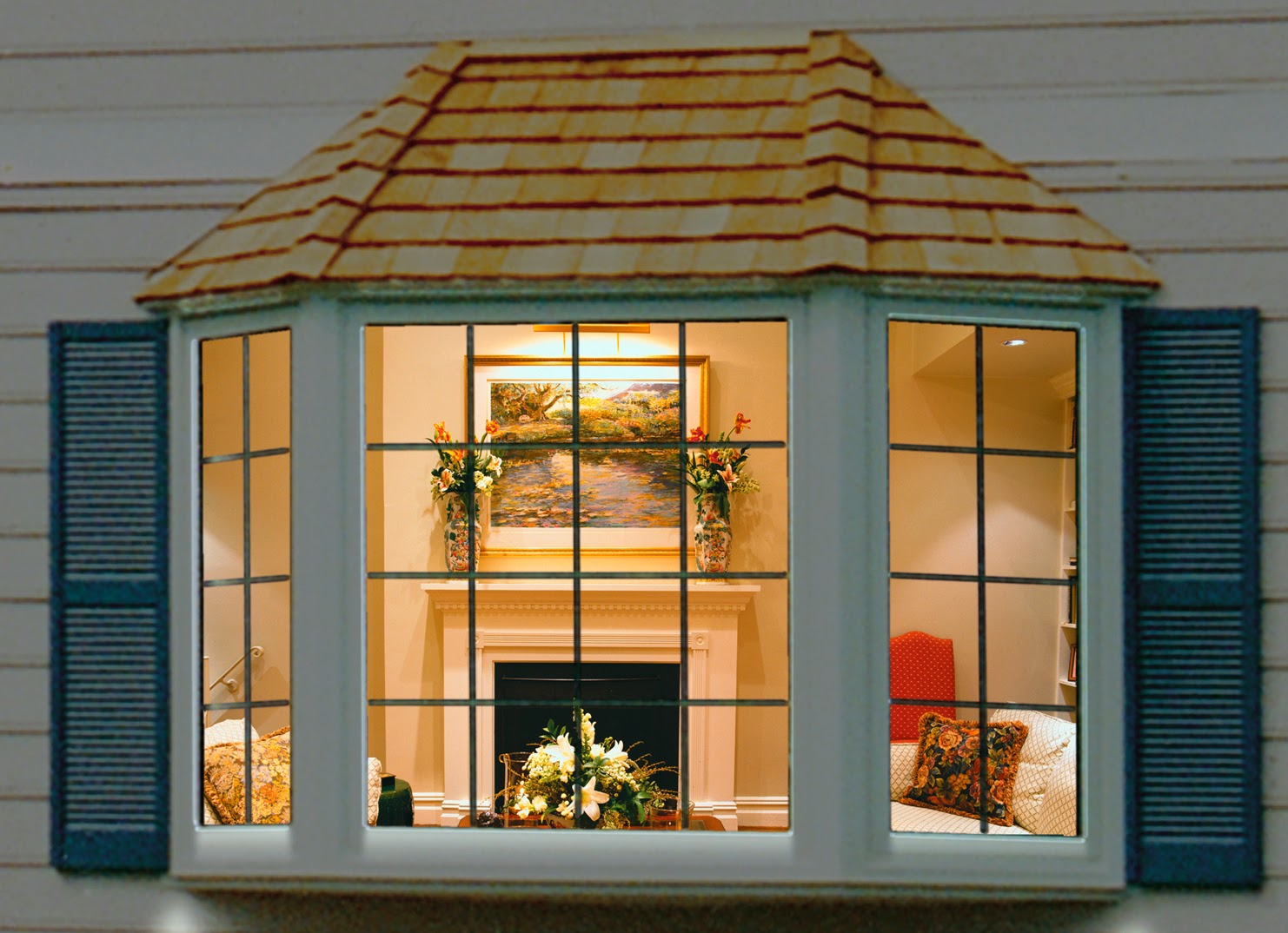 interior fabulous picture of bay window with fiber glass window along with green frame view from outside fabulous exterior design pictures of bay windows seemed outside - 10+ Small House Home Window Design Outside PNG